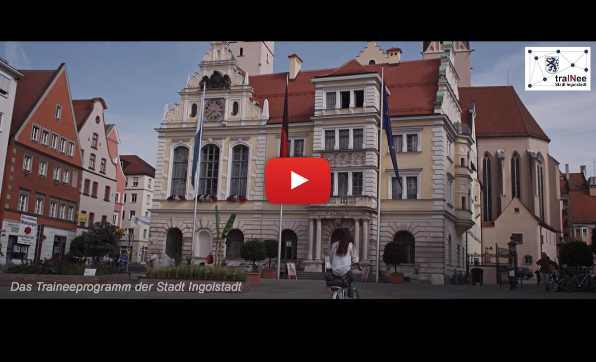 Trainee - Imagefilm - Screenshot - Playscreen