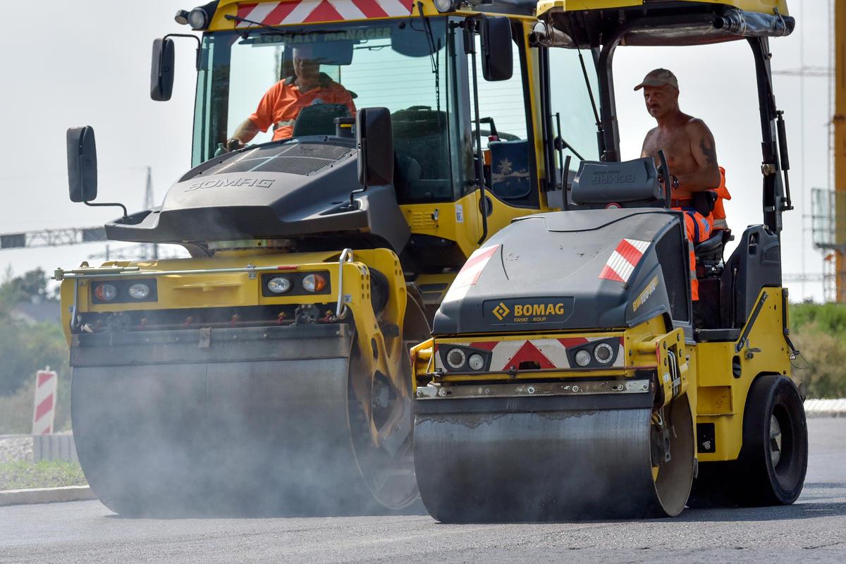Drei Millionen Euro für den Straßenunterhalt