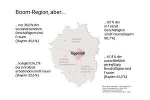 Bild vergrößern: Boom-Region, aber...
