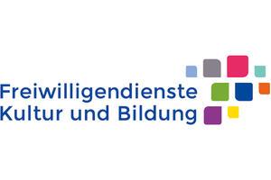 Logo Freiwilligendienste Kultur und Bildung