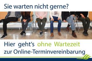 Online-Termin Jobcenter