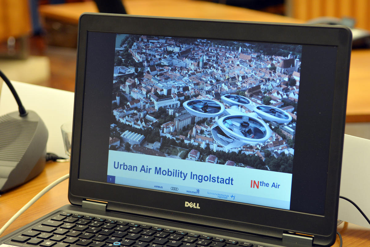 Kick-off-Workshop Urban Air Mobility
