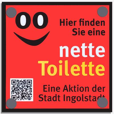 Soziales - Nette Toilette