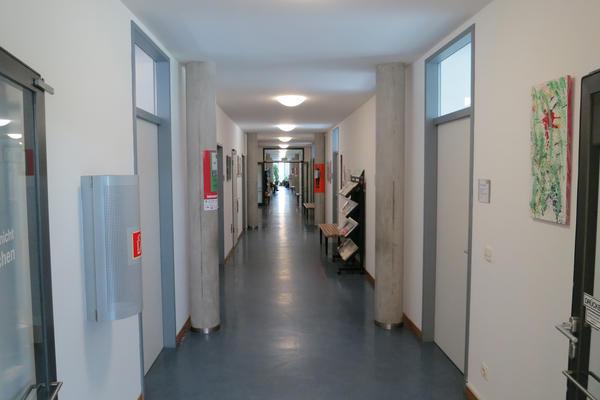 Soz.Rathaus Flur Amt für Soziales 1.OG