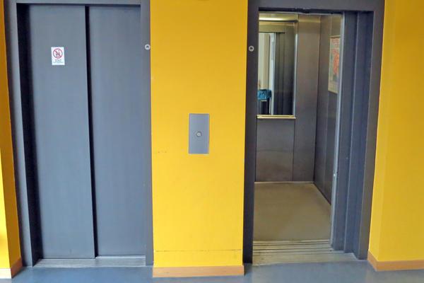 Soz.Rathaus - Aufzüge