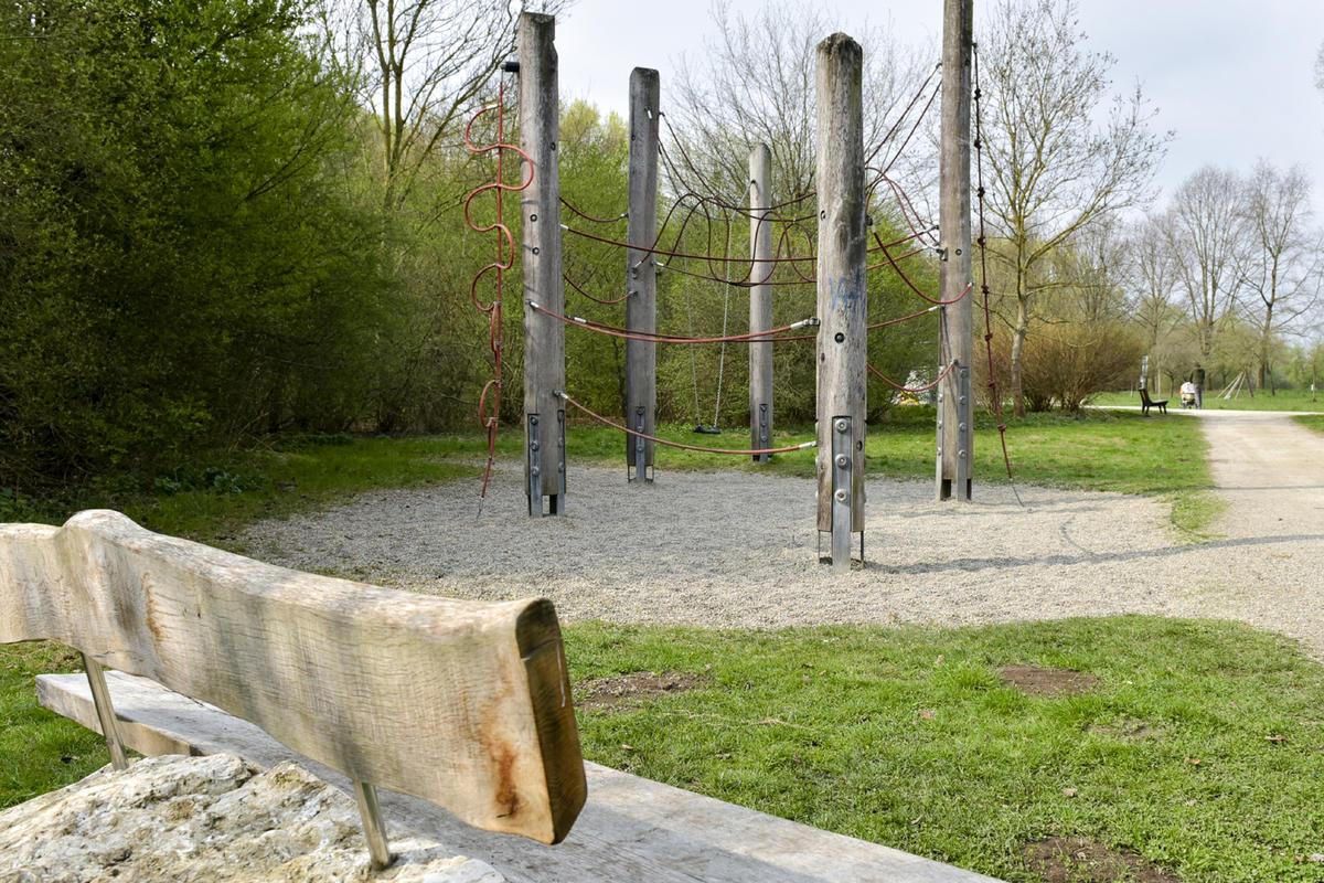 Foto: Stadtteilpark am Augraben
