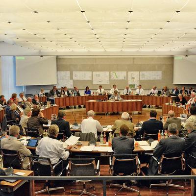 Sitzung des Ingolstädter Stadtrats 2015