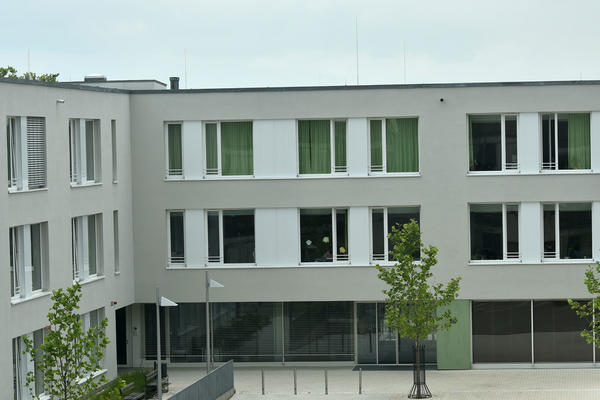 Anna-Ponschab-Haus Eingangsseite
