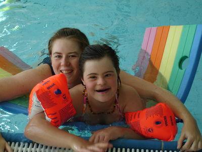 Aktionsplan Inklusion -  Schwimmbad  - St. Vinzenz