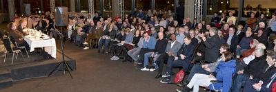 Bürgerbeteiligung zum Neubau der Kammerspiele im Stadttheater