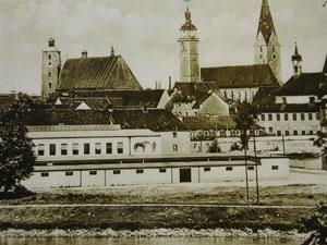 Foto: 1. Donauhalle