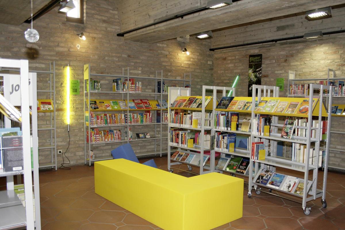 Foto: Kinder- und Jugendbücherei