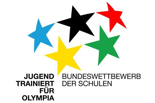 Jugend trainiert für Olympia - Logo groß