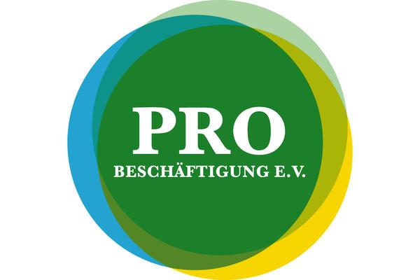 Externer Link: NINA - Pro Beschäftigung - Logo