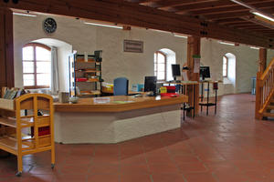 2. Obergeschoss im Herzogskasten