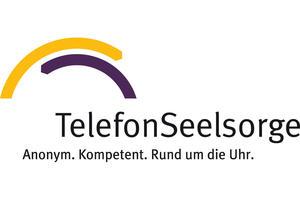 Externer Link: Telefonseelsorge - Logo