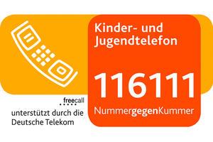 Externer Link: Nummer gegen Kummer - Logo