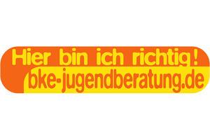 Externer Link: bke-Jugendberatung - Logo