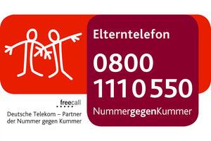 Externer Link: Nummergegenkummer - Elterntelefon