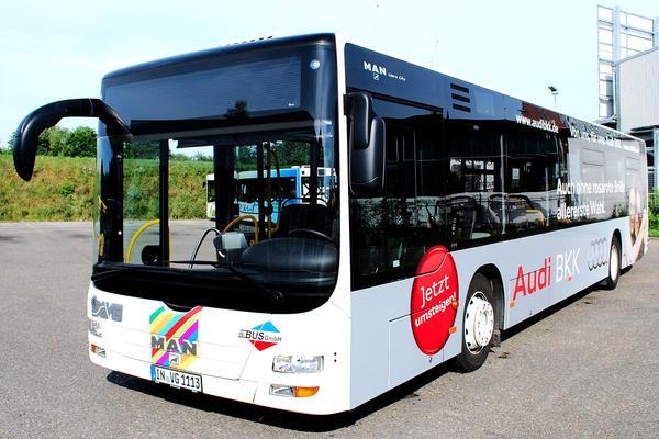 Stadtbus - Busflotte - 12m Solobus
