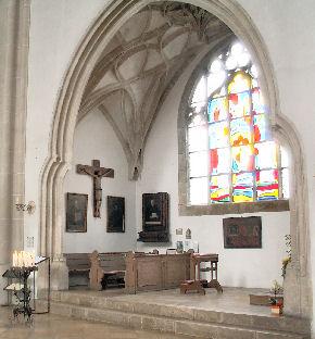 Rem-Kapelle. Foto: Kurt Scheuerer